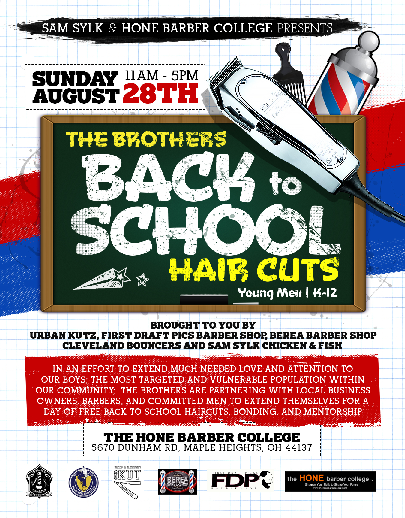 Back To School Hair Cut 2016_FLYER